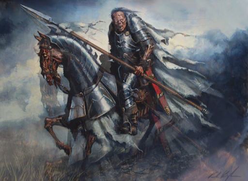 Orzhov Knights 2020 Mtg Arena Deck List Mtg Arena Pro Orzhov art fits well with the sense of foreboding being generated here, especially on cards like knight of sorrows, as shown above. orzhov knights 2020 mtg arena deck